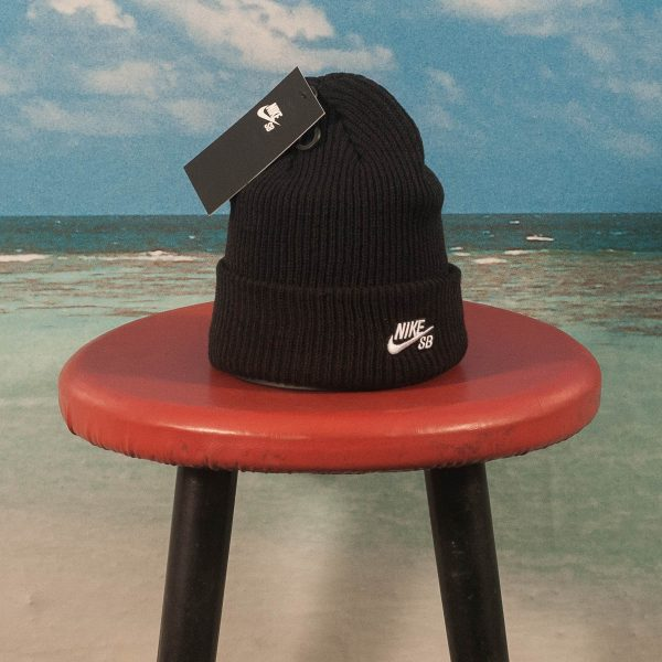 Nike SB - Fisherman Beanie - Black