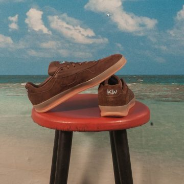 "adidas Skateboarding - Aloha Super ""Karol Winthorp""- Brown"