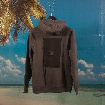 Poetic Collective - Box Hoodie - Charcoal