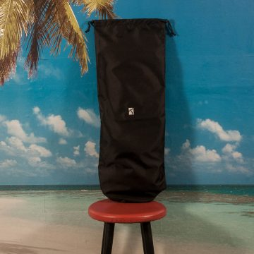 Poetic Collective - Skate Bag - Black