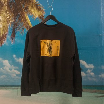 Former - Systematic Crewneck - Black