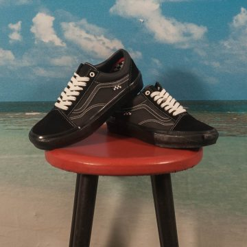 Vans - Skate Old Skool - Black