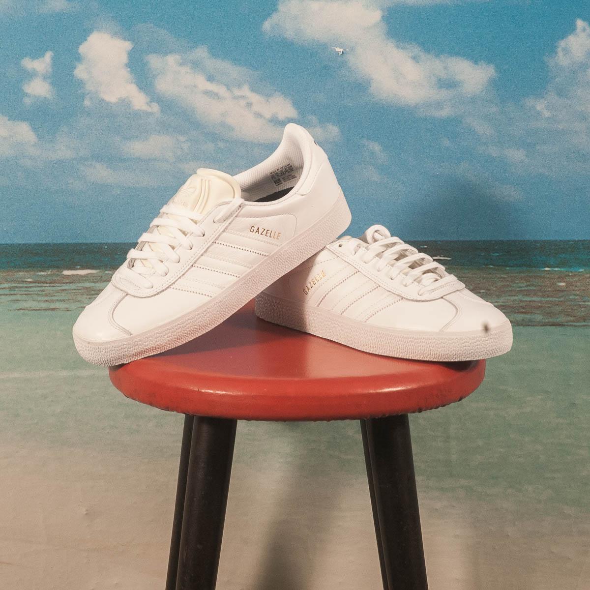 adidas Skateboarding - Gazelle ADV - White at SooHotRightNow Onlineshop - SHRN Skateshop München