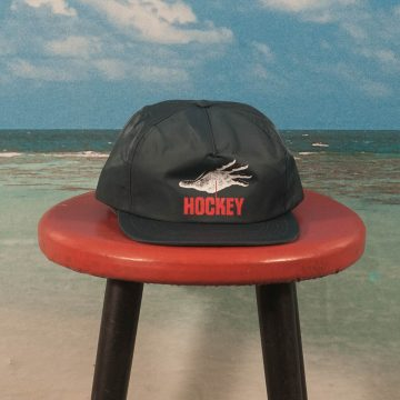 Hockey - Side Two 5 Panel - Navy