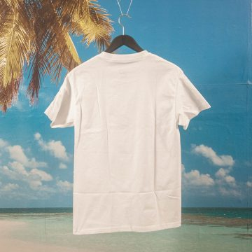 Bronze 56k - Pill T-Shirt - White