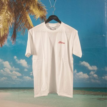 Robinsons Bar - Cherie T-Shirt - White