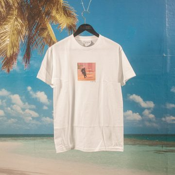 Skateboard Cafe - Unexpected Beauty T-Shirt - White