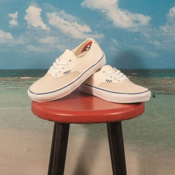 Vans - Skate Authentic - Off White