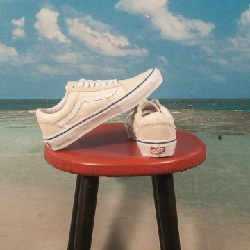 Vans - Skate Old Skool - Off White