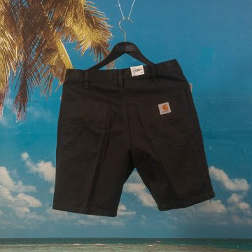 Carhartt WIP - Abbott Short - Black