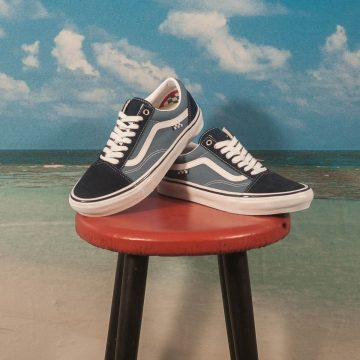 Vans - Skate Old Skool - Navy / White