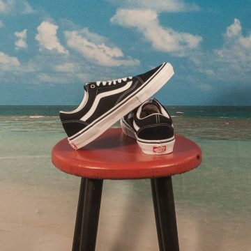 Vans - Skate Old Skool - Black / White
