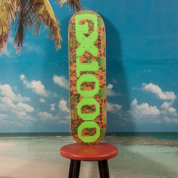 GX1000 - OG Tropical Camo Deck - 8.5
