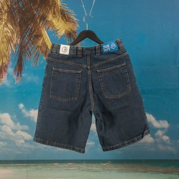Polar Skate Co. - Big Boy Shorts - Dark Blue