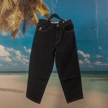 Polar Skate Co. - Big Boy Jeans - Deep Blue