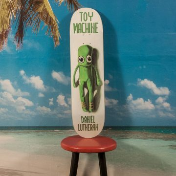 "Toy Machine - Lutheran ""Doll Series"" Deck - 8.0"