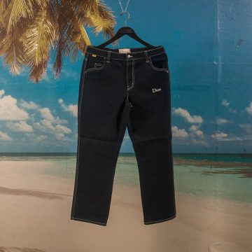 Dime MTL - Denim Pants - Dark Indigo