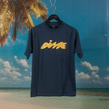Dime MTL - Bubbly T-Shirt - Navy