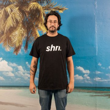 SHRN - Logo T-Shirt - Black