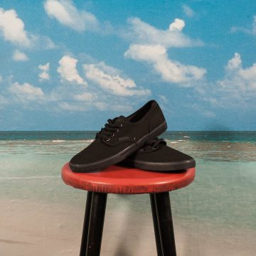 Emerica - Wino Cruiser - Black / Black