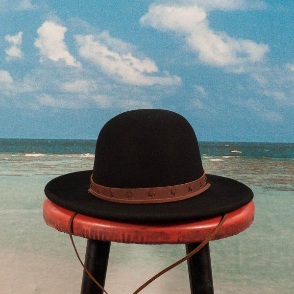 7d42daab1d9c7a Brixton - Clay Hat - Black / Tan at SooHotRightNow Onlineshop - SHRN  Skateshop München