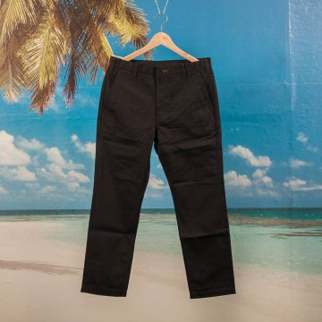 Levis Skateboarding - Work Pant - Black Twill