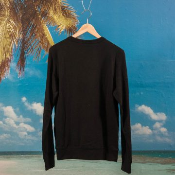 Holiday Life Co. - Casual Crew - Black