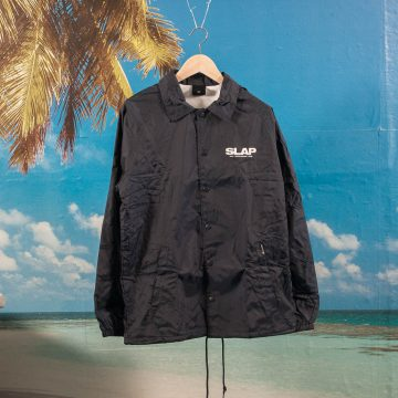 HUF X Slap - Coaches Jacket - Navy