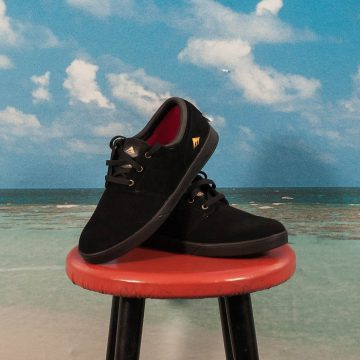 Emerica - The Figueroa - Black / Black